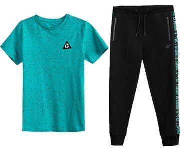 Zestaw sportowy 4F t-shirt, spodnie dresowe