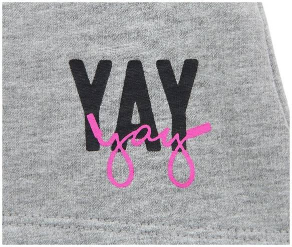 Bluza dziecięca 4F dla dziewczynek szara
