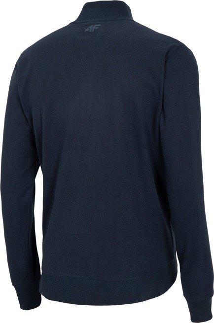 Bluza męska 4F BLM003 GRANAT