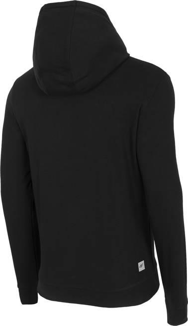 Bluza męska 4F BLM022 na zamek czarna