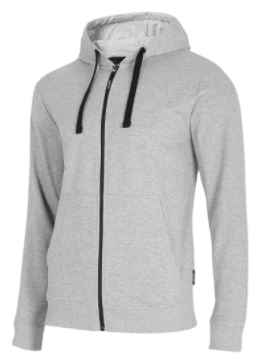 Bluza męska OUTHORN BLM601 jasny szary
