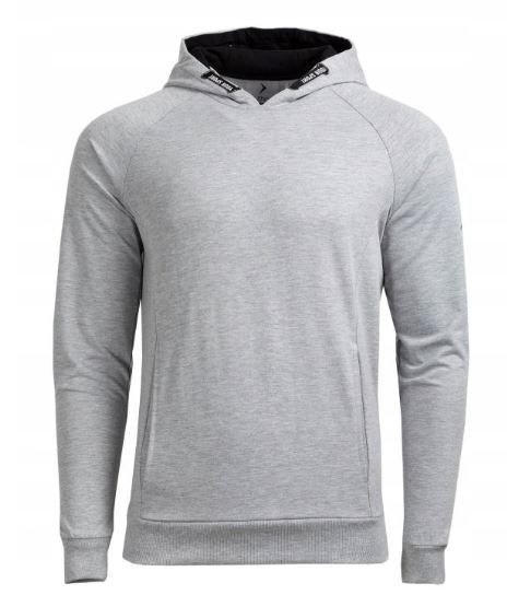 Bluza męska z kapturem Outhorn BLM601A szara