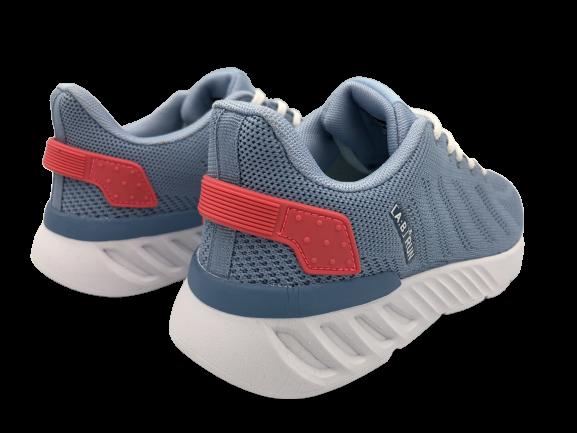 Buty damskie sportowe B09042-10 niebieskie