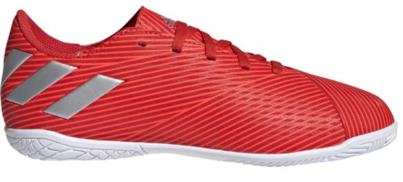 Buty dziecięce halówki ADIDAS F99938 czerwone 30