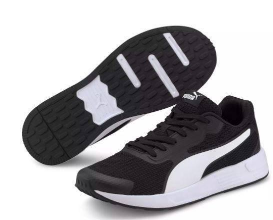 Buty męskie sportowe PUMA 373018 03 czarne