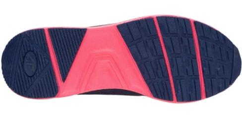 Buty sportowe damskie 4F OBDS201 granatowe