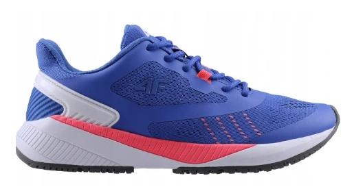 Buty sportowe damskie 4F OBDS301 niebieskie 36