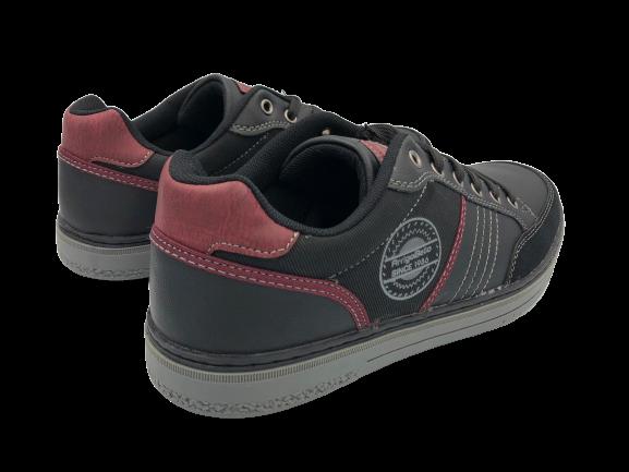 Buty sportowe męskie adidasy A9271-1 czarne