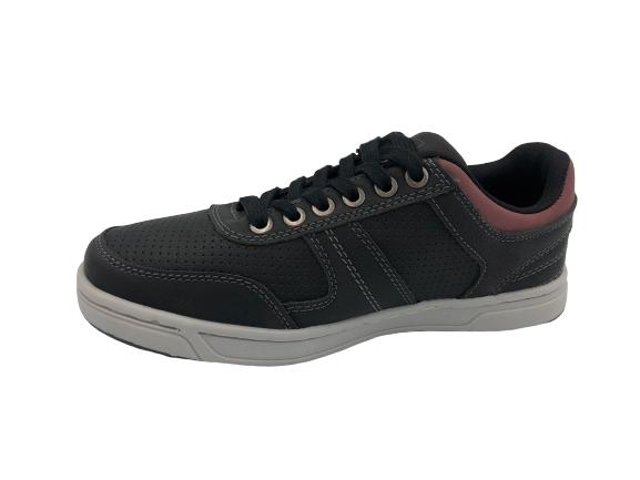 Buty sportowe młodzieżowe adidasy B9143-1 czarne
