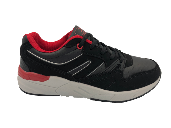 Buty sportowe młodzieżowe adidasy B9287 czarne
