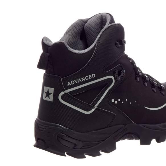 Buty trekkingowe trapery GG174262 czarne