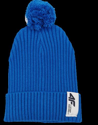 Czapka dziecięca 4F JCAM003 niebieska one size