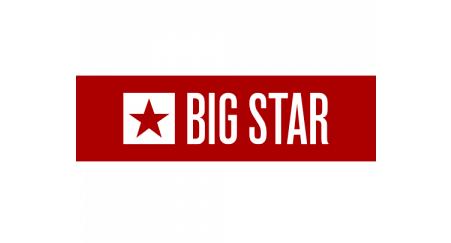 Japonki BIG STAR klapki DD274A250 białe w paski