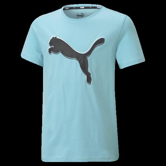 Koszulka dziecięca PUMA 585887 49 bawełniana
