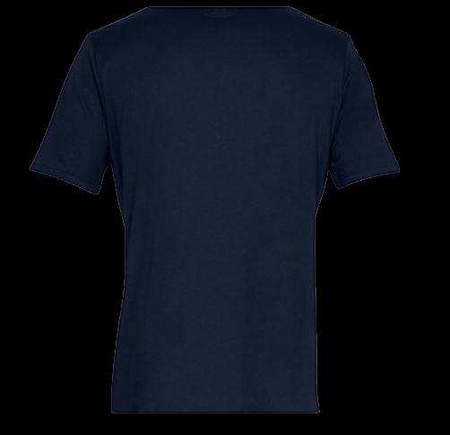 Koszulka męska UNDER ARMOUR 1329583 granat
