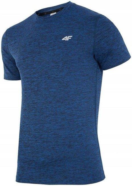 Koszulka sportowa treningowa 4F fitness granat XXL