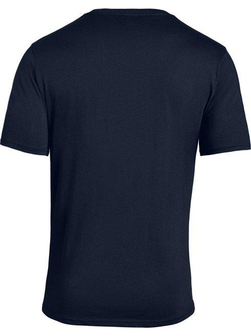 Koszulka z krótkim rękawem UNDER ARMOUR granat