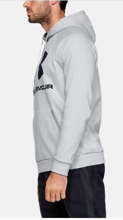 Męska bluza jasno szara UNDER ARMOUR