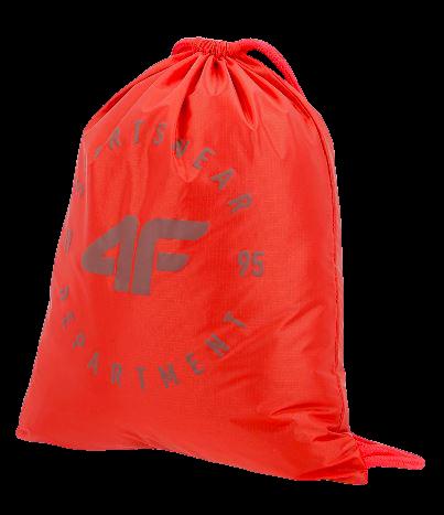 Plecak 4F worek czerwony PCU015 one size