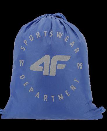 Plecak 4F worek niebieski PCU015 one size
