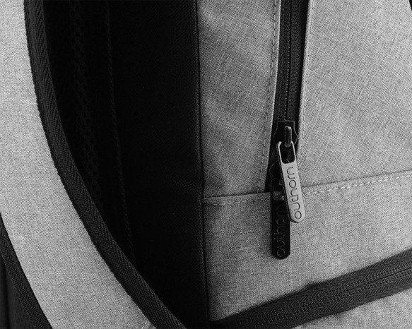 Plecak szkolny sportowy OUTHORN PCU604 szary