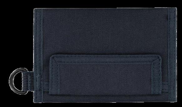 Portfel sportowy 4F materiałowy PRT001 GRANAT