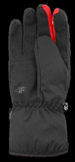Rękawice narciarskie męskie 4F REM006 zimowe