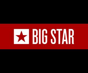 Sandały męskie Big Star FF174500 obuwie granat