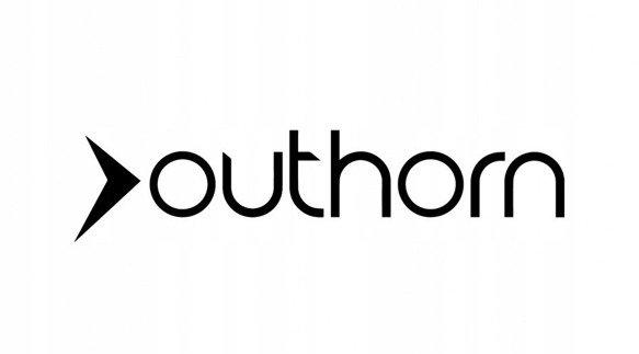Spodnie dresowe męskie OUTHORN czarne XL