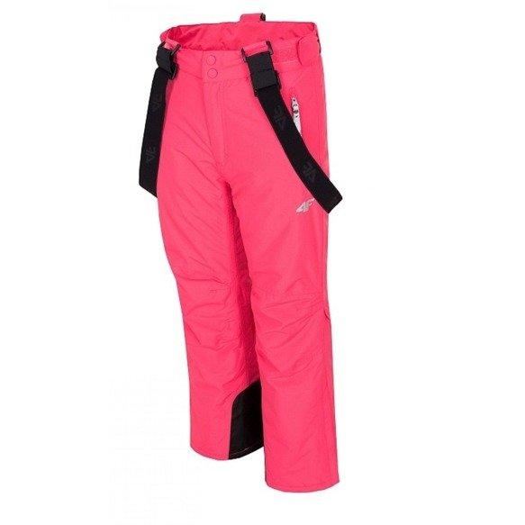 Spodnie narciarskie 4F JSPDN001 dziewczęce