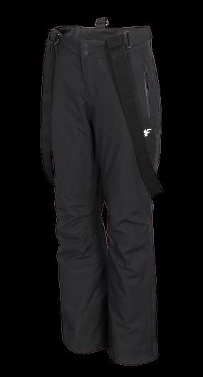 Spodnie narciarskie damskie 4F SPDN003 szary