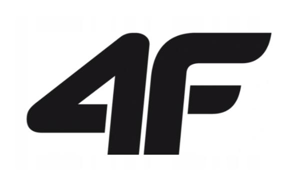 Spodnie treningowe 4F JSPMTR003 sportowe czerń