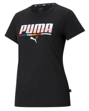 T-shirt koszulka damska PUMA 587898 01 czarny