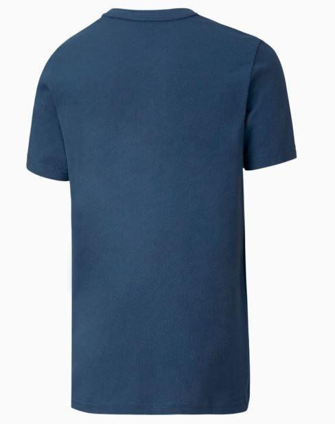 T-shirt koszulka męska PUMA 581333 43 granatowa