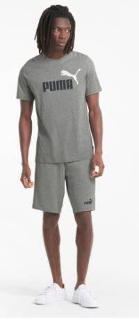 T-shirt koszulka męska PUMA 586759 03 szary