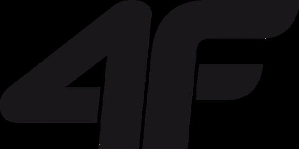 T-shirt męski 4F czarny TSM003 bawełniany