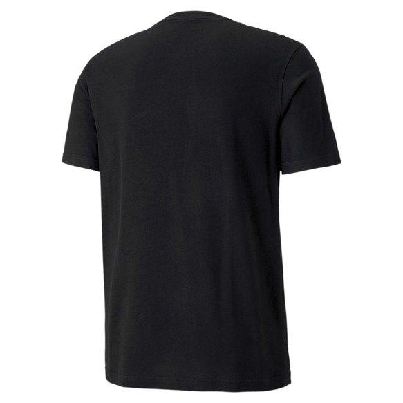 T-shirt męski ATHLETICS PUMA 581333 CZARNY