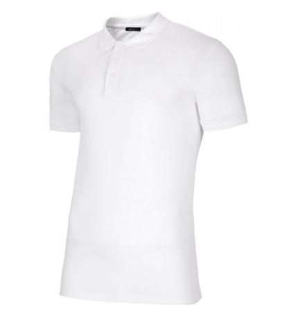 T-shirt męski OUTHORN TSM626 BIAŁY