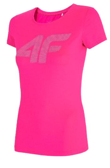 T-shirt sportowy damski 4F TSDF004 treningowy