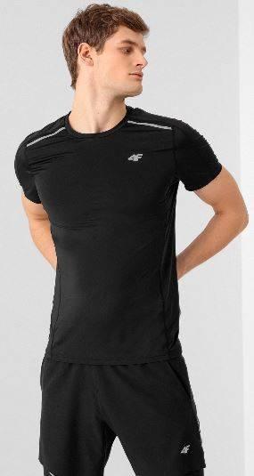 T-shirt sportowy męski 4F TSMF010 treningowy