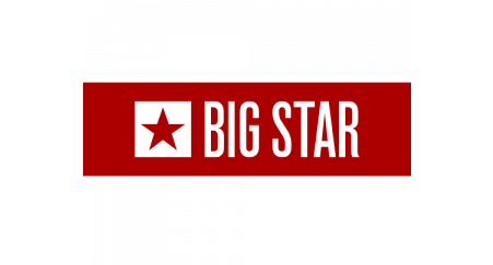Trampki dziecięce BIG STAR DD374076 różowy