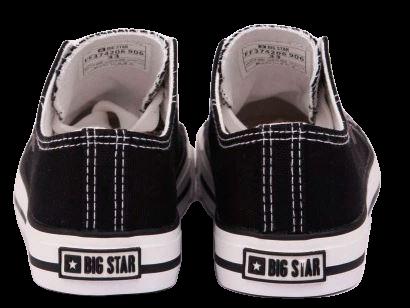 Trampki dziecięce BIG STAR FF374206 czarne