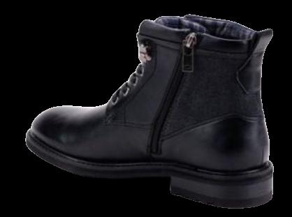 Trzewiki Cross Jeans buty EE1R4084 czarne